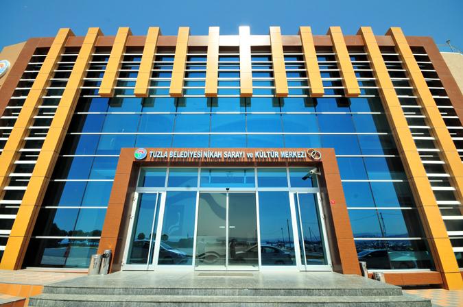 Tuzla Belediyesi Nikah Sarayı