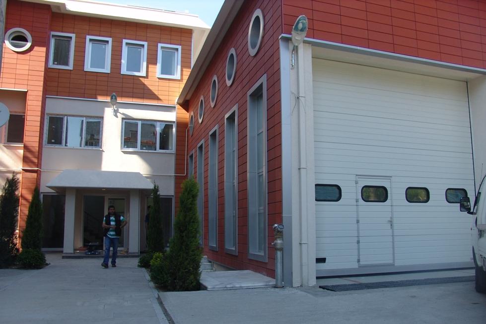 Fatih İtfaiye Merkezi