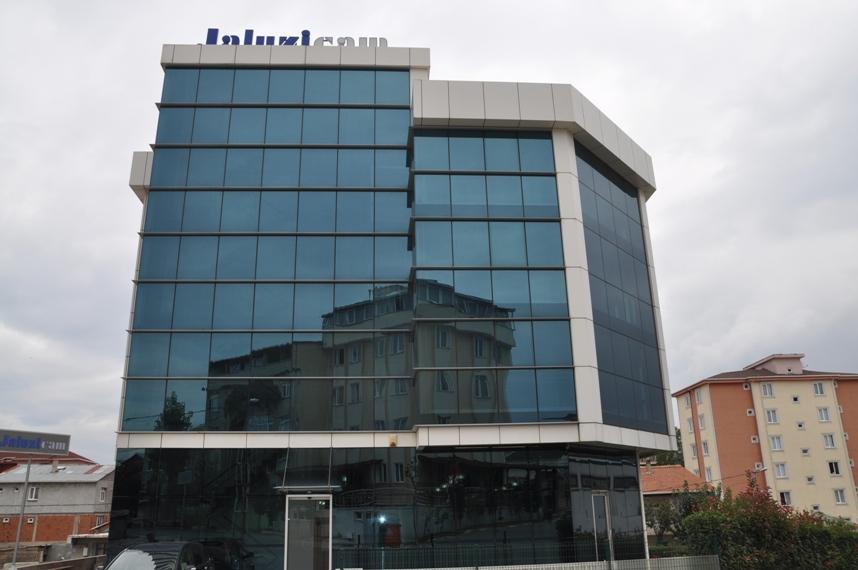 Jaluzi Cam Üretim Merkezi