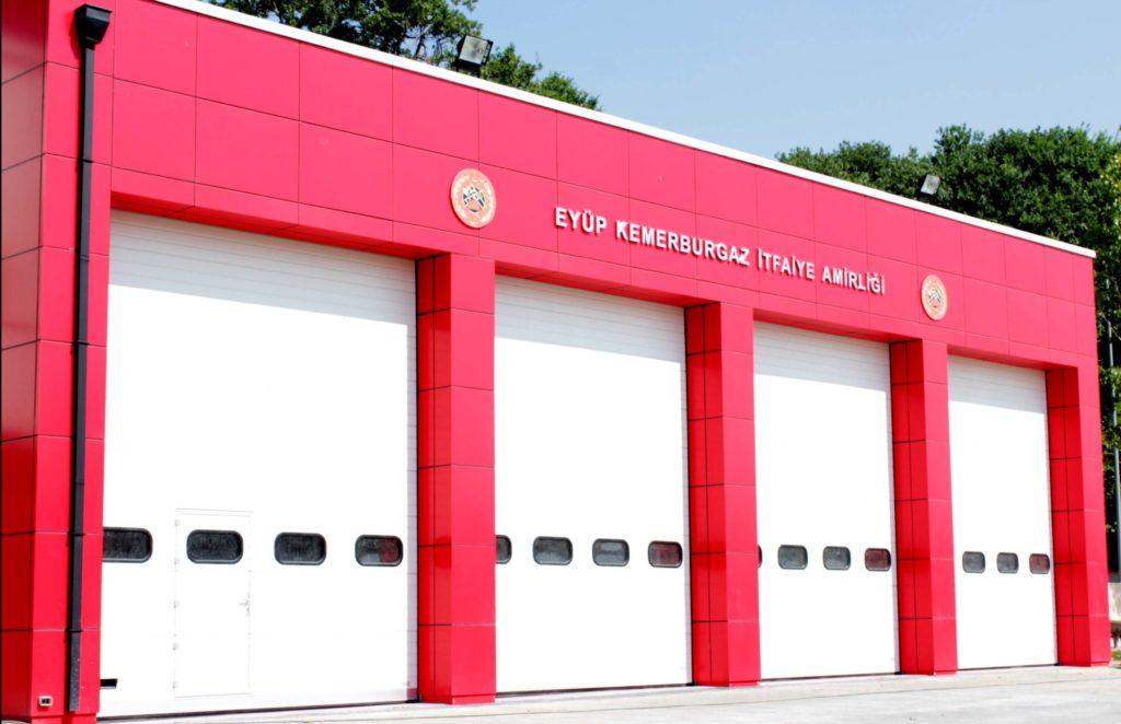 Kemerburgaz İtfaiye Merkezi