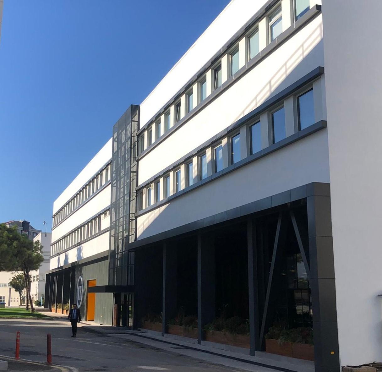 Siemens Yemekhane Binası